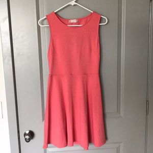 Altar'd State coral dress